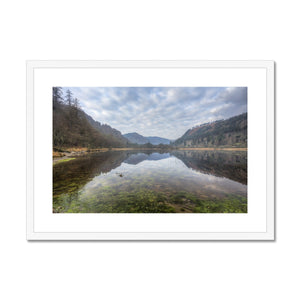 Glendalough Framed & Mounted Print