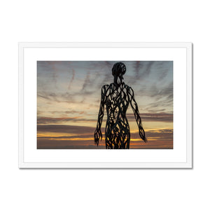Voyager  Laytown  Framed & Mounted Print