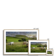 Load image into Gallery viewer, Newgrange Framed & Mounted Print