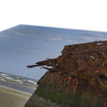 Load image into Gallery viewer, Baltray Shipwreck Canvas