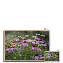 Load image into Gallery viewer, Flowers Framed Print
