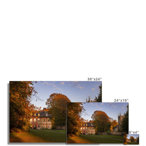 Beaulieu House  Fine Art Print