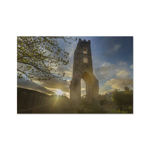 Magdalene Tower Hahnemühle Photo Rag Print
