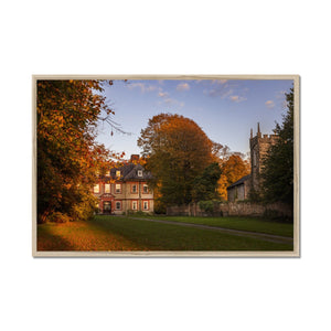 Beaulieu House  Framed Print