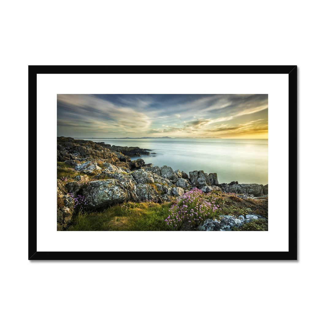 Clogherhead Framed & Mounted Print