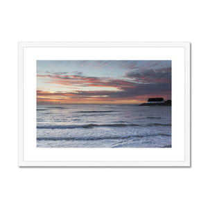 Laytown Cottage Framed & Mounted Print