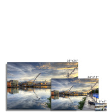 Load image into Gallery viewer, Samuel Beckett Bridge Photo Art Print