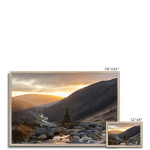 Load image into Gallery viewer, Saint Kevin's Way Framed Print