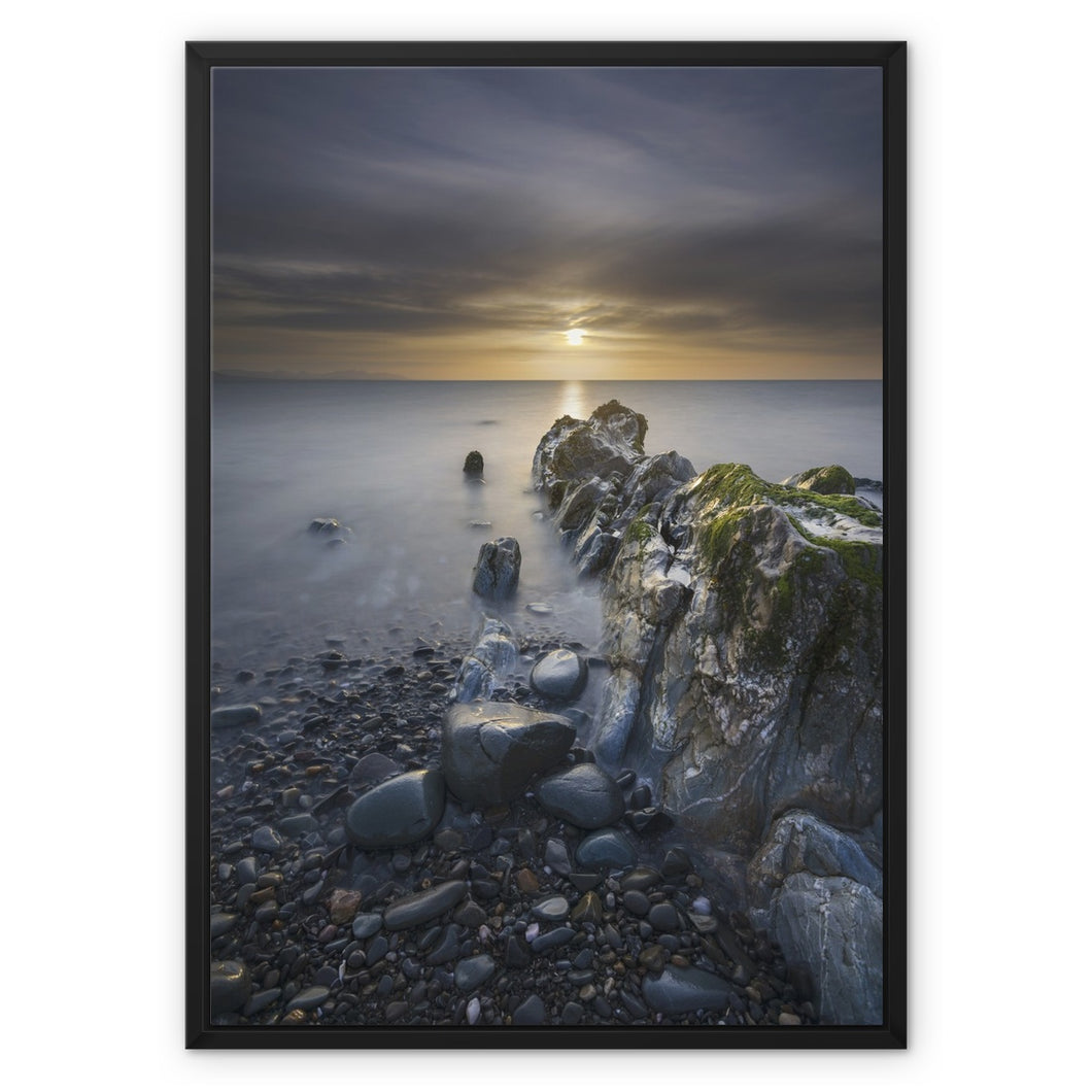 Salterstown Framed Canvas