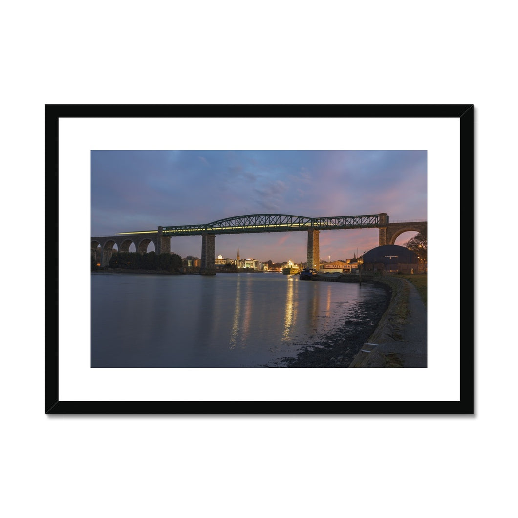 Drogheda Framed & Mounted Print