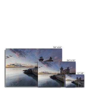 Howth Lighthouse Canvas