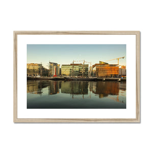 Dublin Framed & Mounted Print