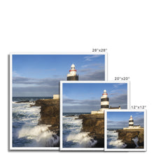 Load image into Gallery viewer, Hook Lighthouse Framed Print