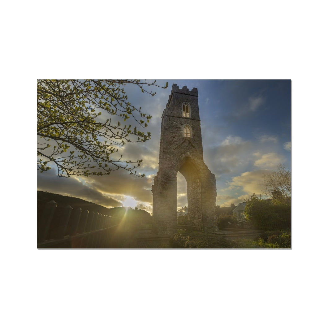 Magdalene Tower Fine Art Print