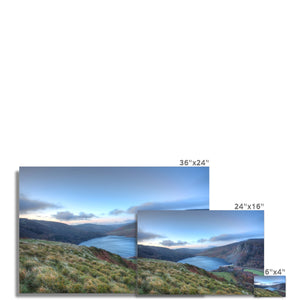 Lough Tay Fine Art Print