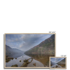 Glendalough Framed Print