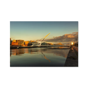 Dublin Photo Art Print