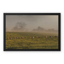 Load image into Gallery viewer, Newgrange Framed Canvas