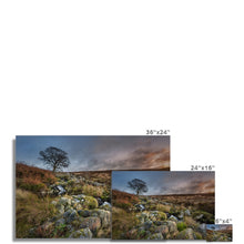 Load image into Gallery viewer, Wicklow Mountains Hahnemühle Photo Rag Print