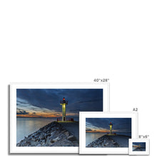 Load image into Gallery viewer, Howth Framed & Mounted Print