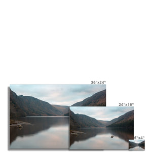 Glendalough Photo Art Print