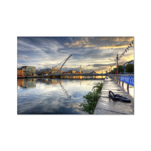 Load image into Gallery viewer, Samuel Beckett Bridge Fine Art Print