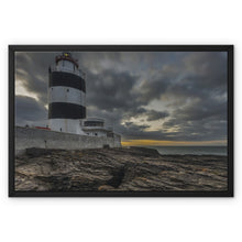 Load image into Gallery viewer, Hook Lighthouse Framed Canvas