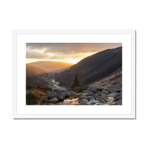 Saint Kevin's Way Framed & Mounted Print