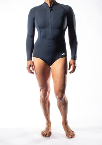 Honolua Suit - Tahitian Navy Blue