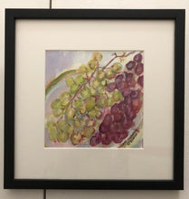 Load image into Gallery viewer, Grapes in yellow and violet or is it green?