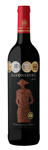 Saronsberg Provenance Shiraz 2018