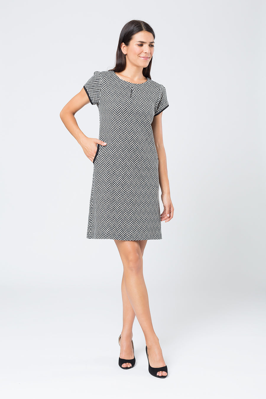 Kleid »Hanna« Grey Arrow