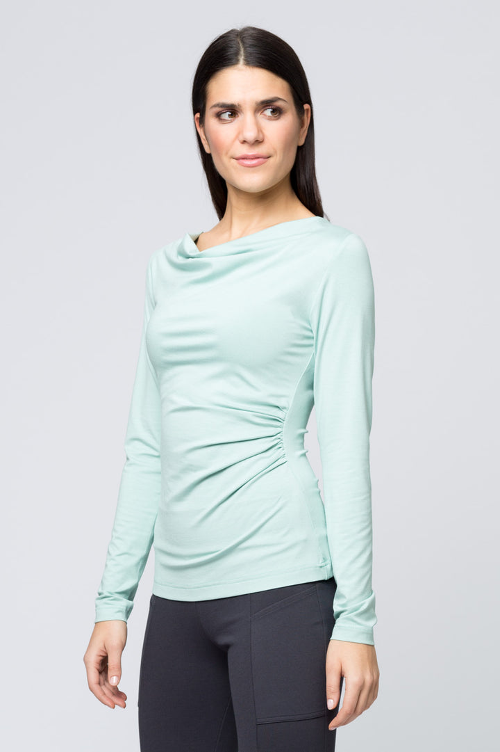 Top »Natalie« Mint