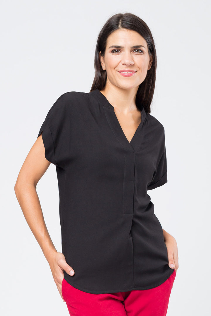 Top »Lara« Black