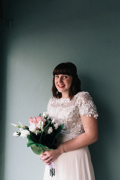 A Rainy Day Brighton Wedding