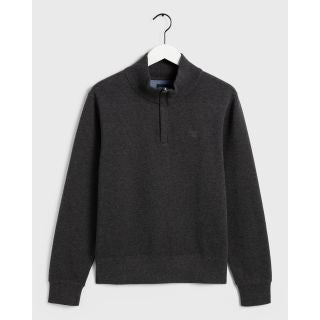 GANT Sacker Rib Half-Zip Sweatshirt