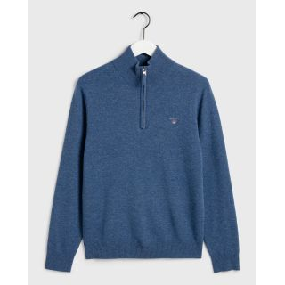 Gant superfine lambswool 1/4 zip