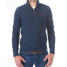 Load image into Gallery viewer, Mens 1/4 zip sweater