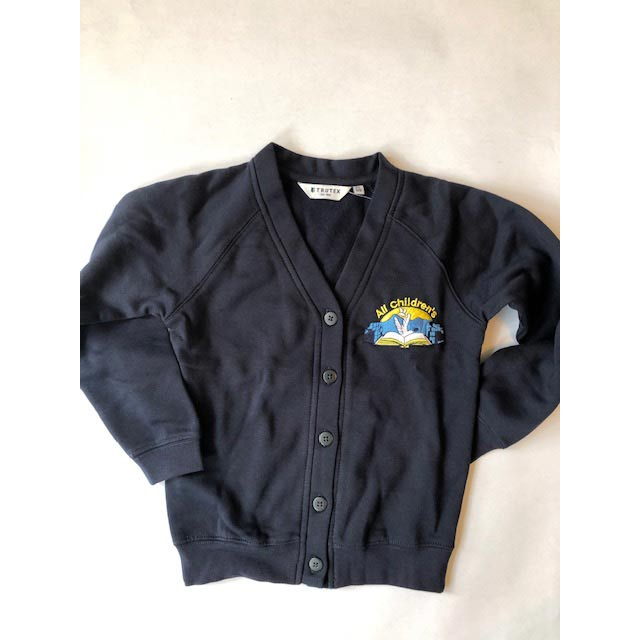 All Childrens Cardigan