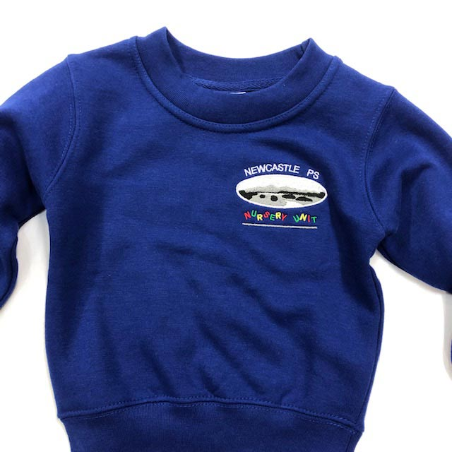 Newcastle Primary Nursery Sweatshirt