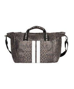 Small Weekend Bag, Leopard Camo