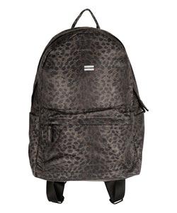 Backpack, Leopard Camo