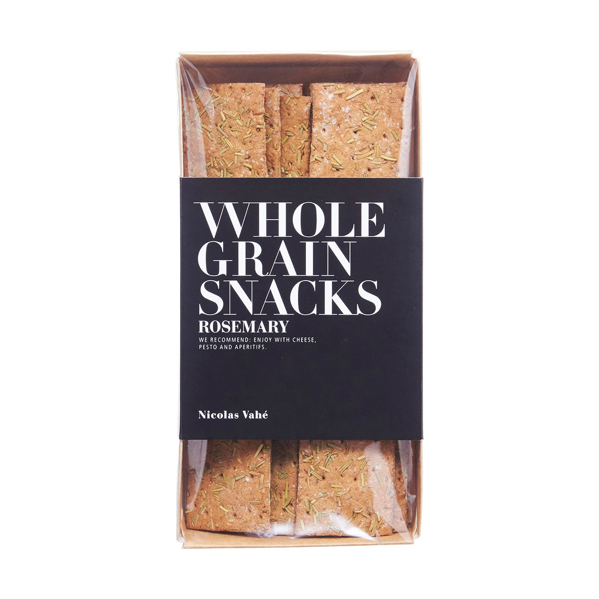 Wholegrain Crackers - Rosemary