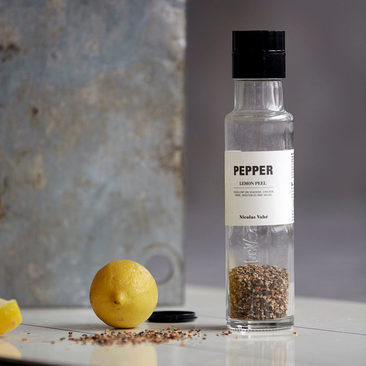 Pepper - Lemon Peel