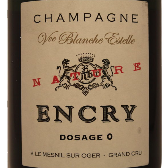 Champagne Dosage Zéro Blanc de Blancs Grand Cru