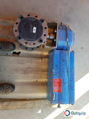 "VALVE, 6"" METSO MODEL 730S313700WT, ONE PIECE BODY RATED TO 500 DEG F C/W 300#"
