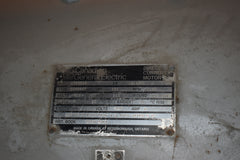 General Electric DC Motor  150HP  1150/600VDC  FR CD506AT