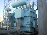 Westinghouse Oil Filled Transformer - 110KV to 13.8KV