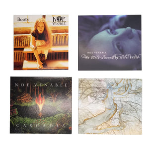 Ethereal Folk Music Four Album Set