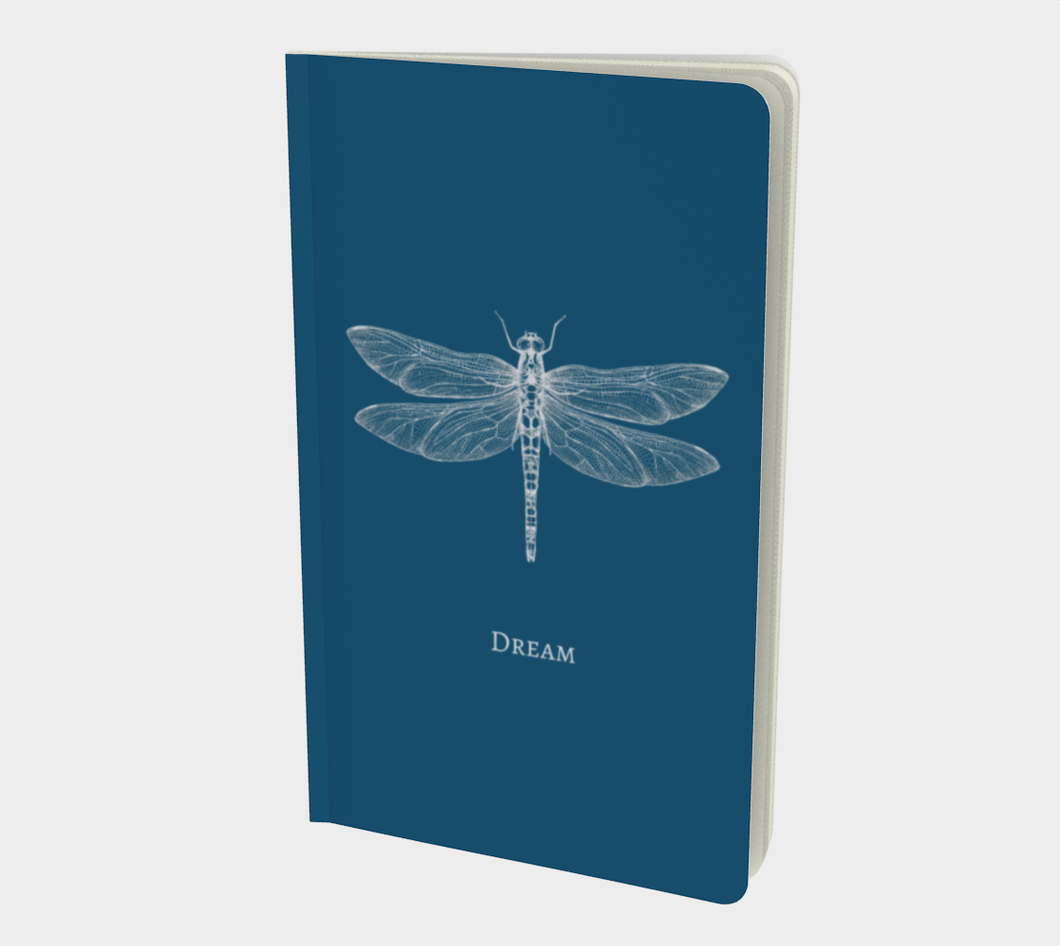Dragonfly Dream Journal - Assorted Styles